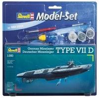Подводная лодка Type VII D