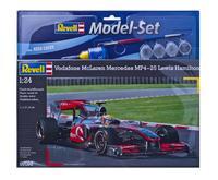"""Автомобиль McLaren Mercedes MP4-25 """"Hamilton"""""""