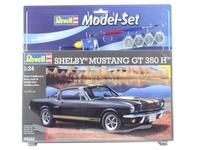 Подарочный набор с автомобилем Shelby Mustang GT 350 H