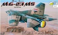 Истребитель Миг-23МС (23-11/21)