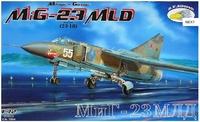 Истребитель Миг-23МЛД (23-18)