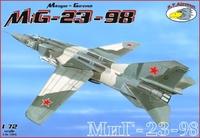 Истребитель Миг-23-98