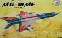 Истребитель Миг-21МФ