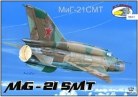 Истребитель Миг-21СМТ