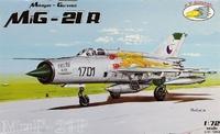 Разведчик Миг-21Р