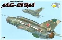 Истребитель Миг-21СМ
