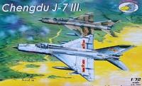 Истребитель Chengdu J-7 III
