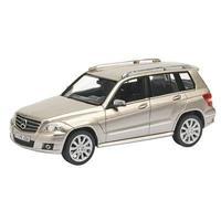 Mercedes-Benz GLK Sport, silver