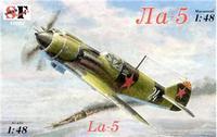 La-5 WWII Soviet fighter