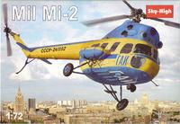 Ми-2 советский вертолет
