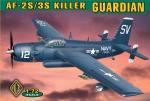 Противолодочная система Grumman AF-2S/3S