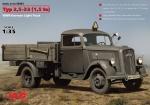 Немецкий легкий грузовик Typ 2,5-32 (1,5 ton)
