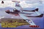 Реактивный палубный самолет Sea Venom