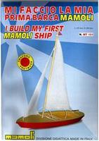 Моя первая модель №2 - модель парусника для детей