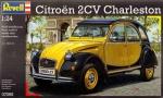 Автомобиль Citroen 2CV Charleston