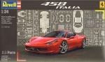 Автомобиль Ferrari 458 Italia