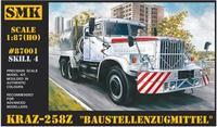 SMK87001 KrAZ-258Z 'Baustellenzugmittel' Soviet truck