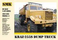 КрАЗ-255С самосвал-внедорожник
