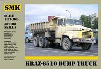 Самосвал КрАЗ-6510