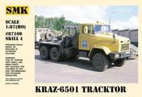 КрАЗ-6501 Седельный тягач