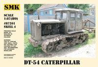 ДТ-54 советский трактор