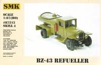 Советский заправщик БЗ-43