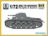Танк Pz.Kpfw.II Ausf.C