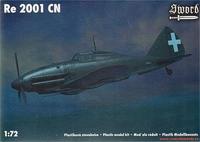 Истребитель Реджиане Re.2001 CN