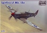 Истребитель Супермарин Спитфайр LF Mk.IХe