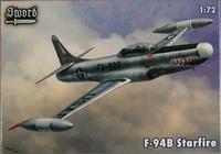 Истребитель Локхид F-94B Старфайр