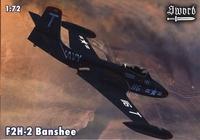 Истребитель F2H-2 Бенши