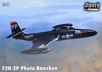 Разведчик F2H-2Р Беньши