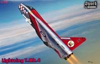 Самолет Lightning T.Mk.4 (Декали на 2 варианта)