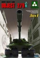 Танк Объект 279 (3 в 1)
