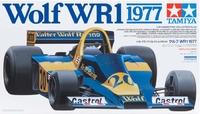 Автомобиль Wolf WR1 1977