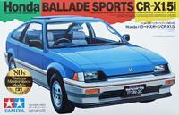 Автомобиль Honda Ballade Sports CR-X 1.5i