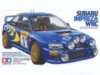Автомобиль Subaru Impreza WRC 1998 Rally of Monte-Carlo