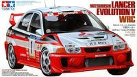 Легковой автомобиль Mitsubishi Lancer Evo V WRC