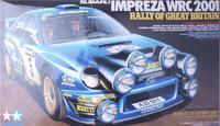 Автомобиль Subaru Impreza WRC 2001