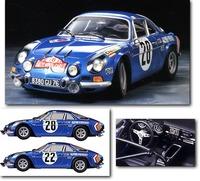 Alpine A110 Monte-Carlo 1971