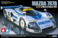 Автомобиль Mazda 787B №18 1991