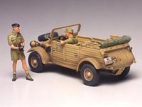 Немецкий авто Kuebelwagen Type 82 (Aфриканская кампания)