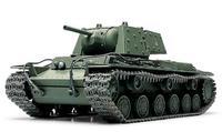 Советский танк KВ-1Б с доп. Бронелистами