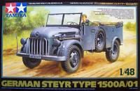 Немецкий автомобиль Steyr Type 1500A/01