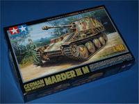 Немецкий истребитель танков Marder III