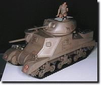 Британский танк M3 Grant Mk.I