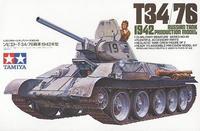 Советский танк Т34/76 1942