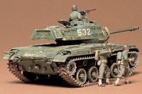 Американский танк M41 Walker Bulldog