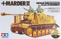Немецкая САУ Marder II S.P. G.