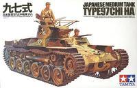 Японский танк Type 97